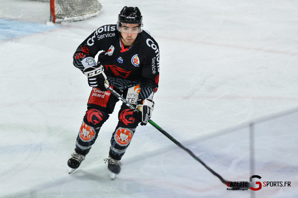 Hockey Sur Glace Amiens Vs Cergy J1 Kevin Devigne Gazettesports 35