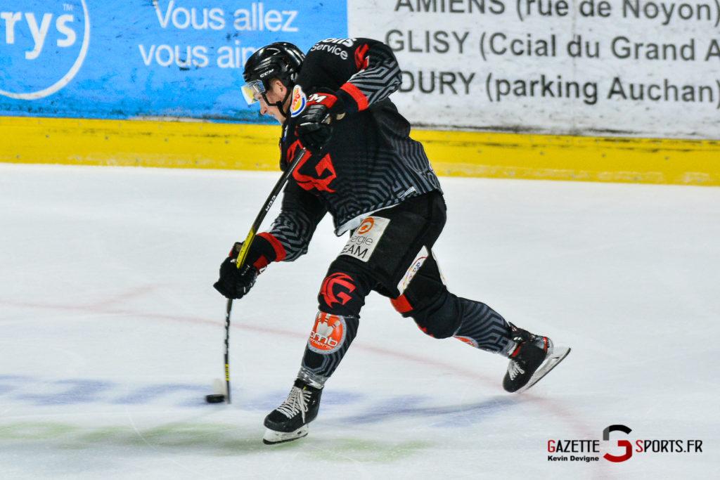 Hockey Sur Glace Amiens Vs Cergy J1 Kevin Devigne Gazettesports 37