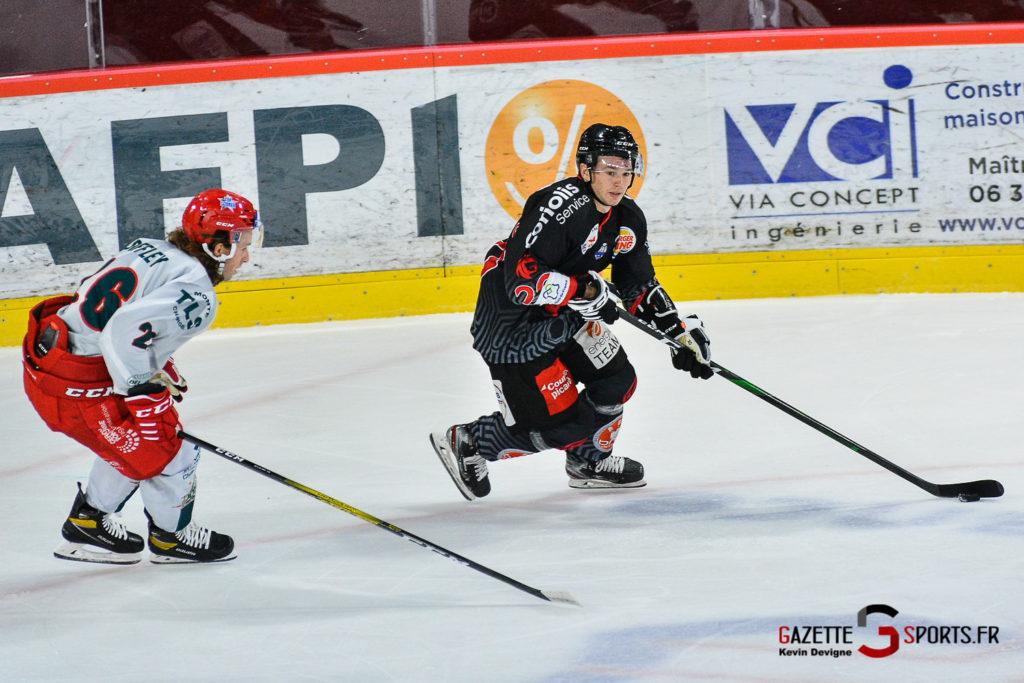 Hockey Sur Glace Amiens Vs Cergy J1 Kevin Devigne Gazettesports 39
