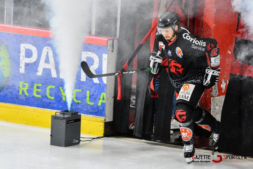Hockey Sur Glace Amiens Vs Cergy J1 Kevin Devigne Gazettesports 4
