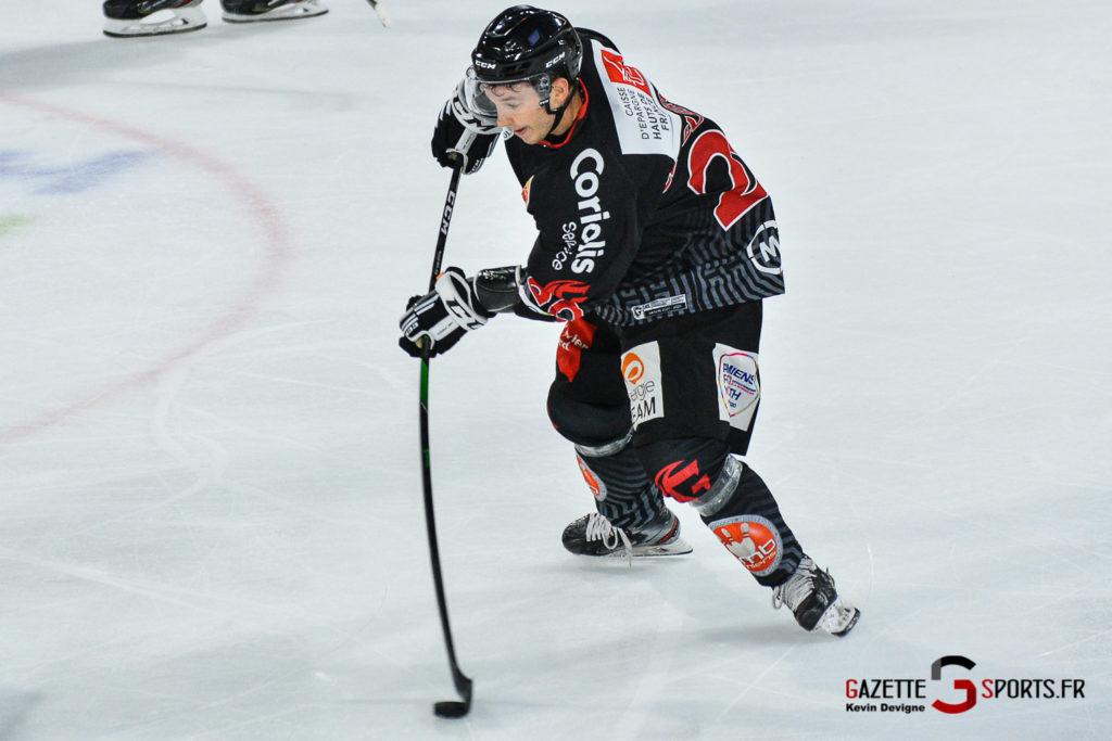 Hockey Sur Glace Amiens Vs Cergy J1 Kevin Devigne Gazettesports 40