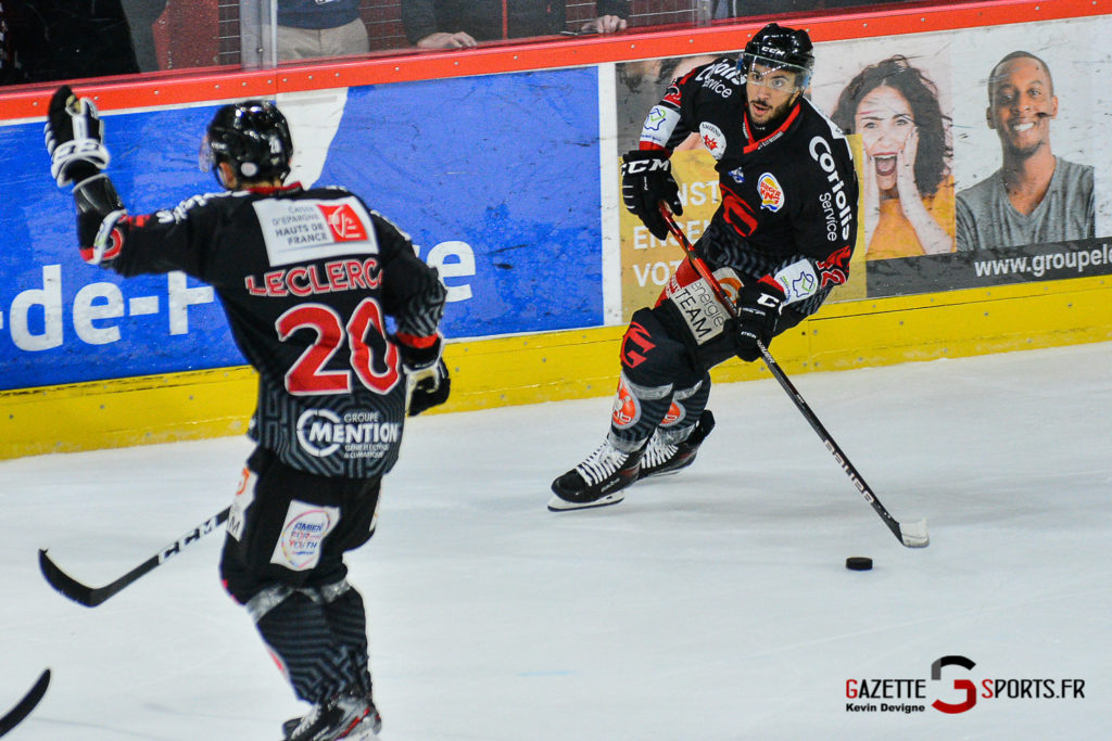 Hockey Sur Glace Amiens Vs Cergy J1 Kevin Devigne Gazettesports 41