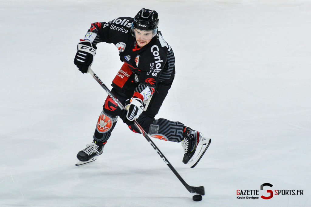 Hockey Sur Glace Amiens Vs Cergy J1 Kevin Devigne Gazettesports 42