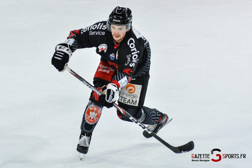 Hockey Sur Glace Amiens Vs Cergy J1 Kevin Devigne Gazettesports 43