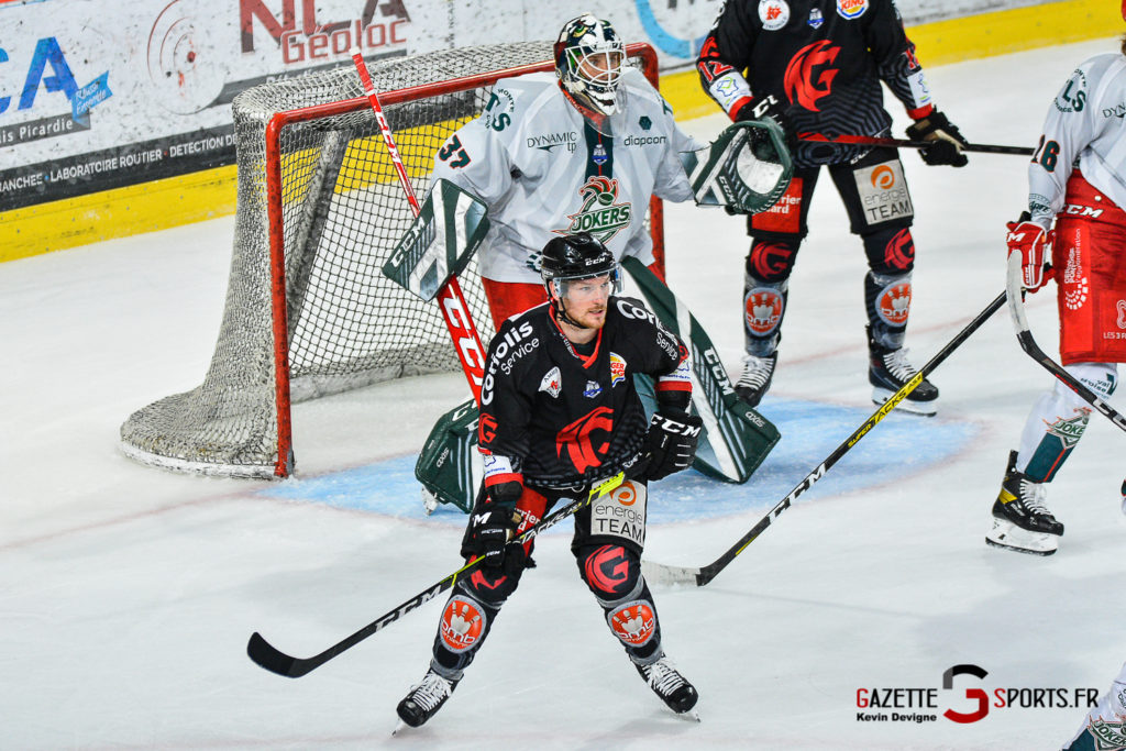 Hockey Sur Glace Amiens Vs Cergy J1 Kevin Devigne Gazettesports 44