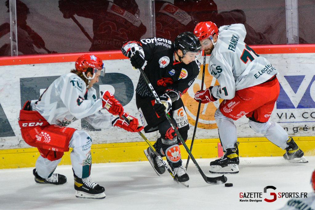 Hockey Sur Glace Amiens Vs Cergy J1 Kevin Devigne Gazettesports 45