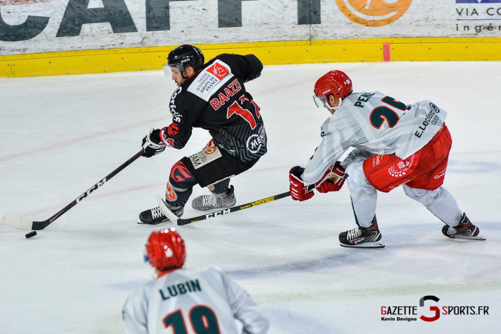 Hockey Sur Glace Amiens Vs Cergy J1 Kevin Devigne Gazettesports 46
