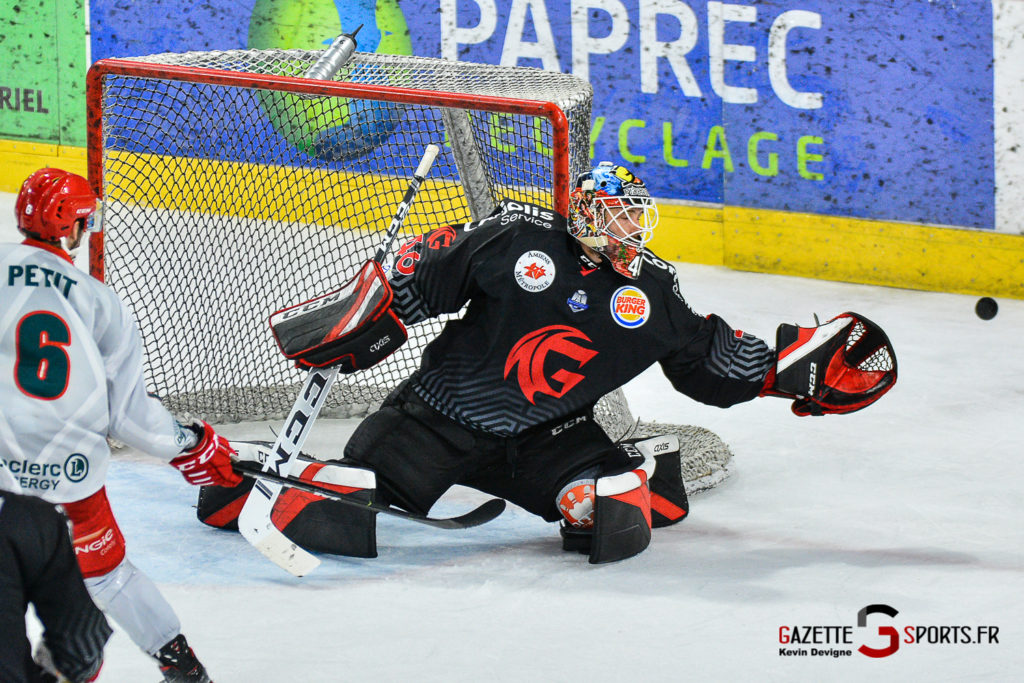 Hockey Sur Glace Amiens Vs Cergy J1 Kevin Devigne Gazettesports 47