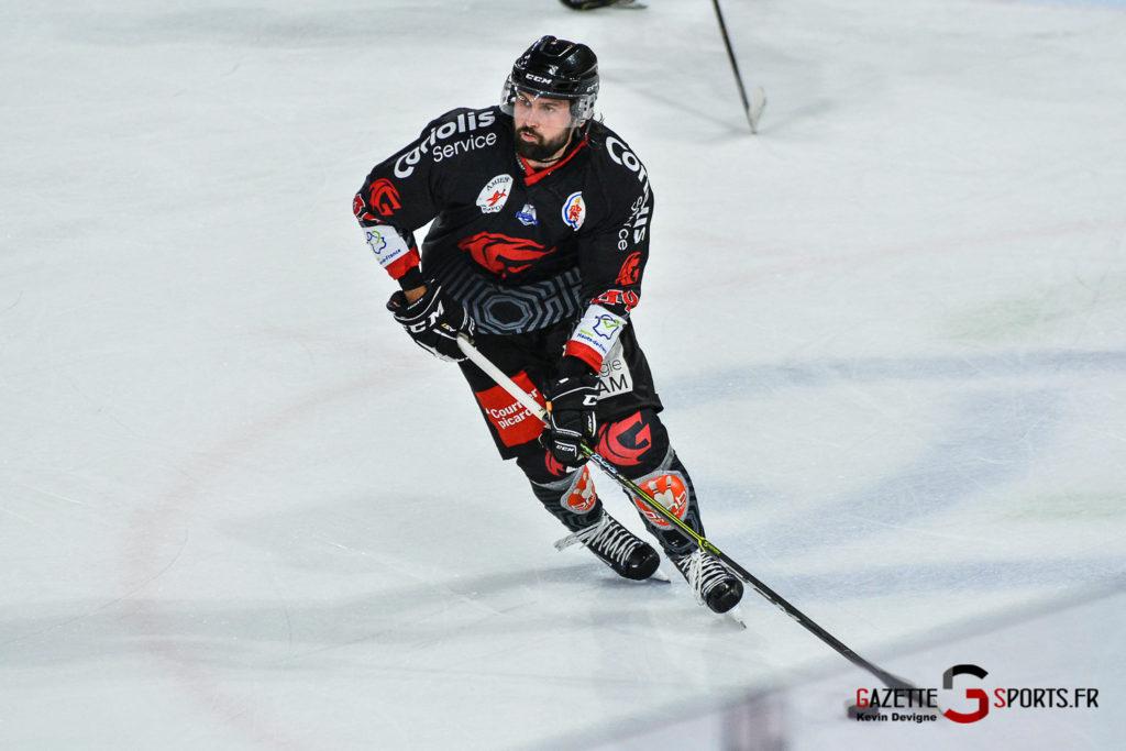 Hockey Sur Glace Amiens Vs Cergy J1 Kevin Devigne Gazettesports 48