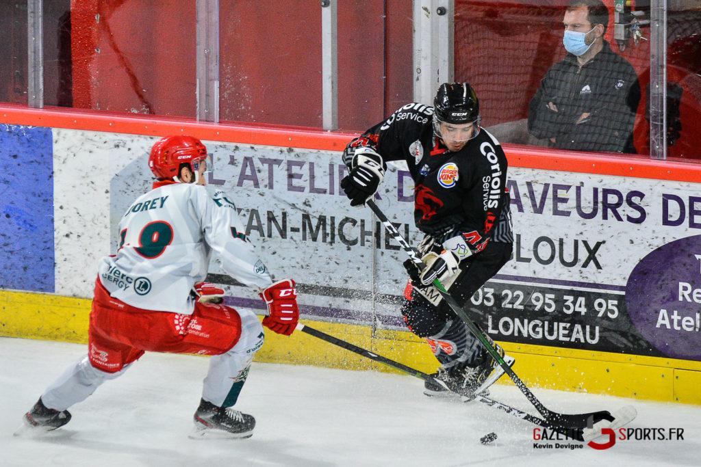 Hockey Sur Glace Amiens Vs Cergy J1 Kevin Devigne Gazettesports 49