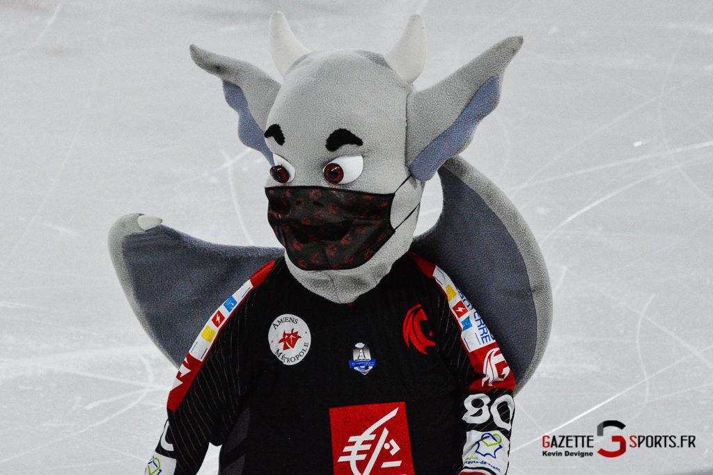 Hockey Sur Glace Amiens Vs Cergy J1 Kevin Devigne Gazettesports 5