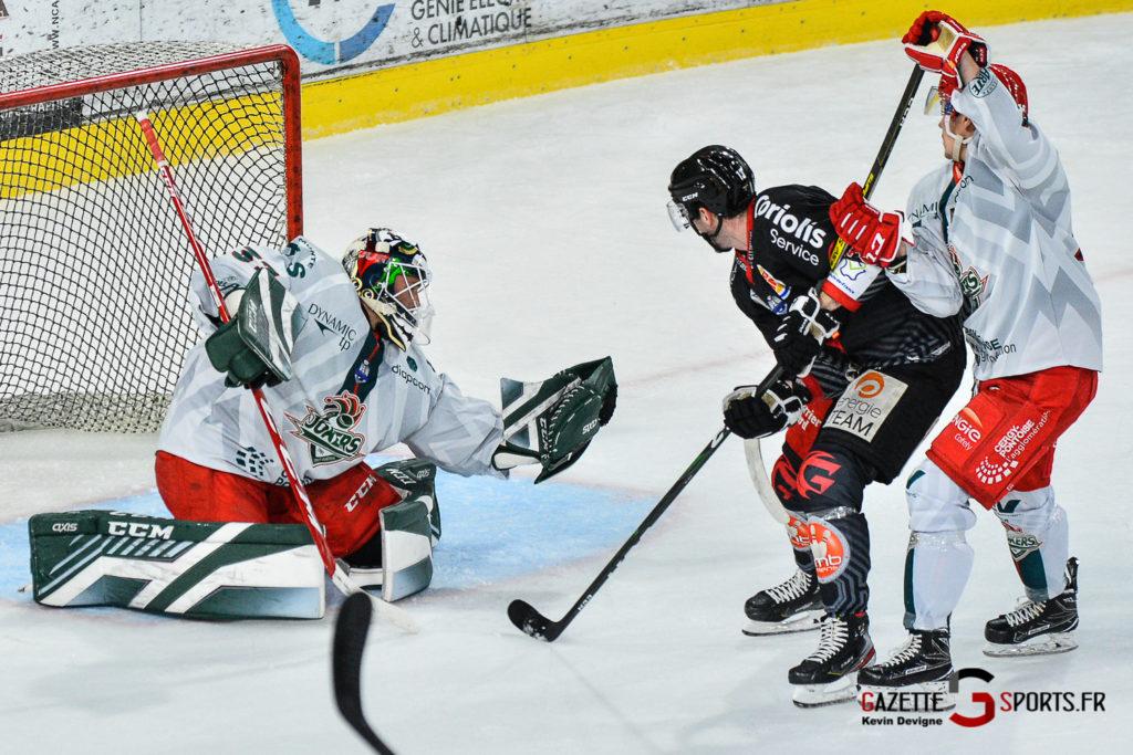Hockey Sur Glace Amiens Vs Cergy J1 Kevin Devigne Gazettesports 50