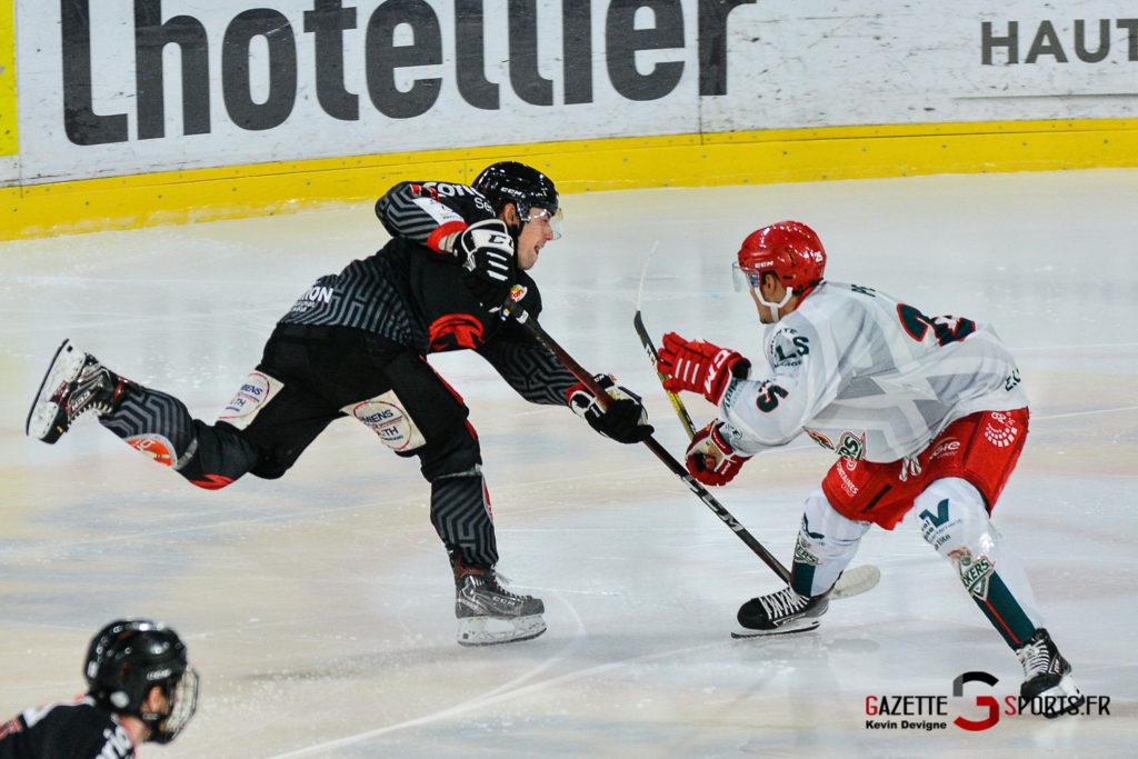 Hockey Sur Glace Amiens Vs Cergy J1 Kevin Devigne Gazettesports 52
