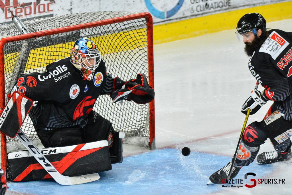 Hockey Sur Glace Amiens Vs Cergy J1 Kevin Devigne Gazettesports 53