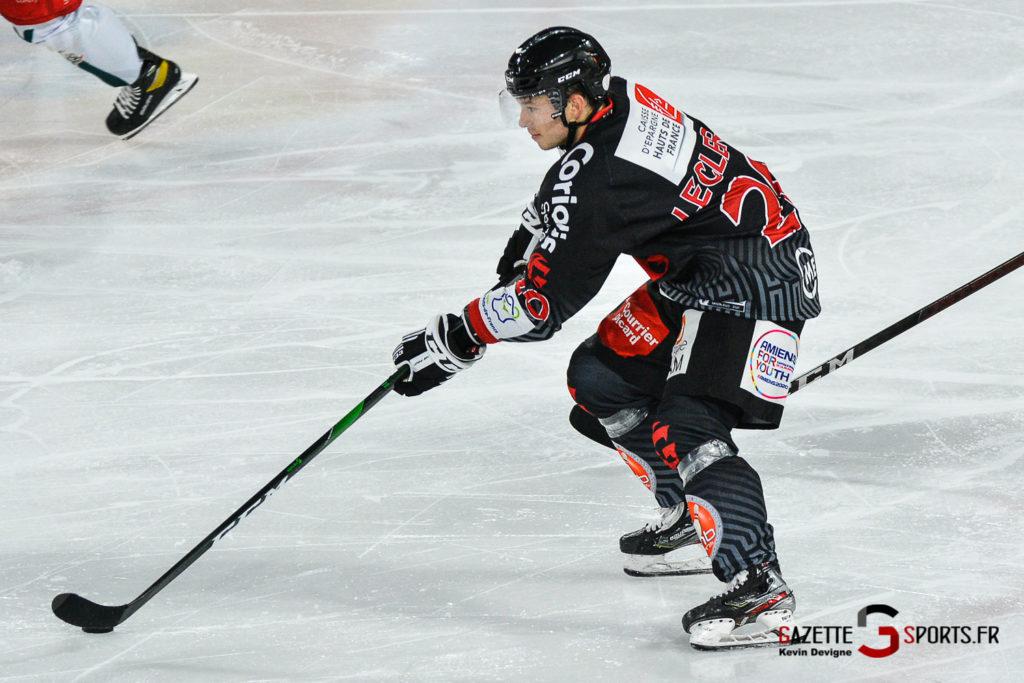 Hockey Sur Glace Amiens Vs Cergy J1 Kevin Devigne Gazettesports 54