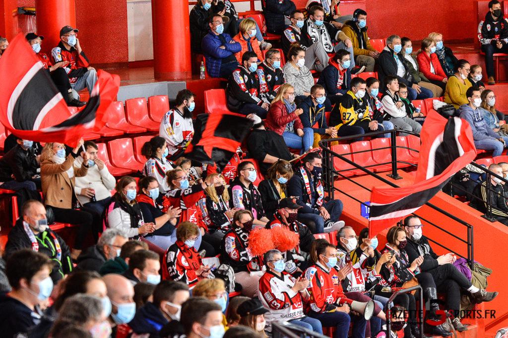 Hockey Sur Glace Amiens Vs Cergy J1 Kevin Devigne Gazettesports 55