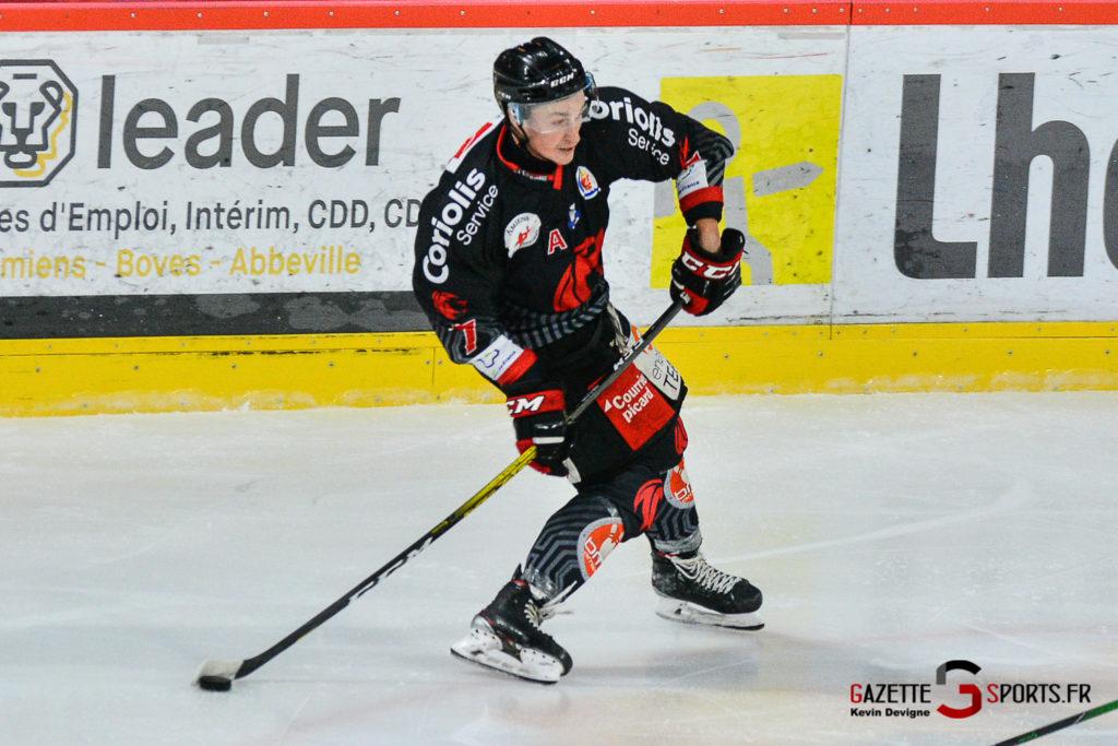 Hockey Sur Glace Amiens Vs Cergy J1 Kevin Devigne Gazettesports 57