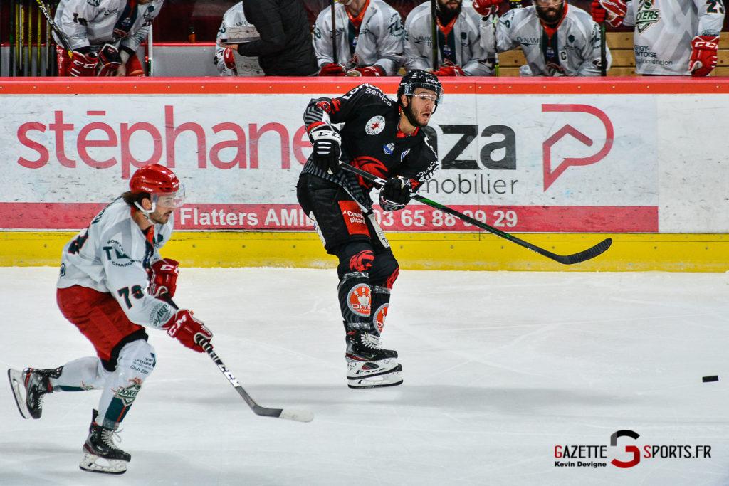 Hockey Sur Glace Amiens Vs Cergy J1 Kevin Devigne Gazettesports 58
