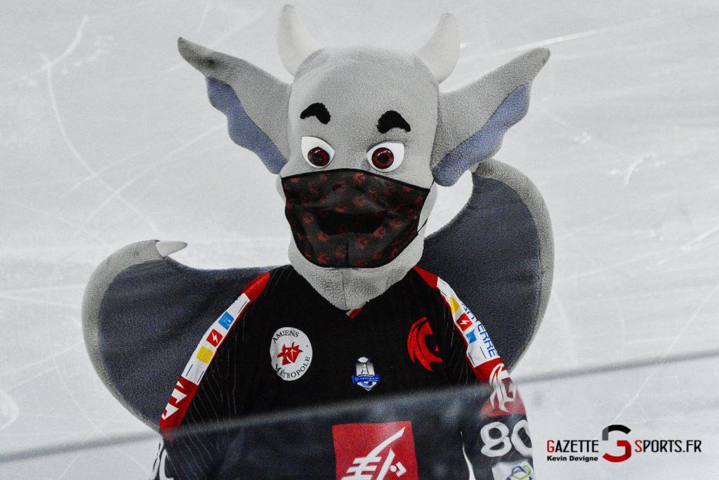 Hockey Sur Glace Amiens Vs Cergy J1 Kevin Devigne Gazettesports 6