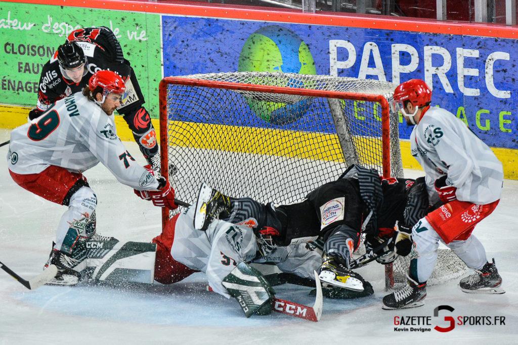 Hockey Sur Glace Amiens Vs Cergy J1 Kevin Devigne Gazettesports 60