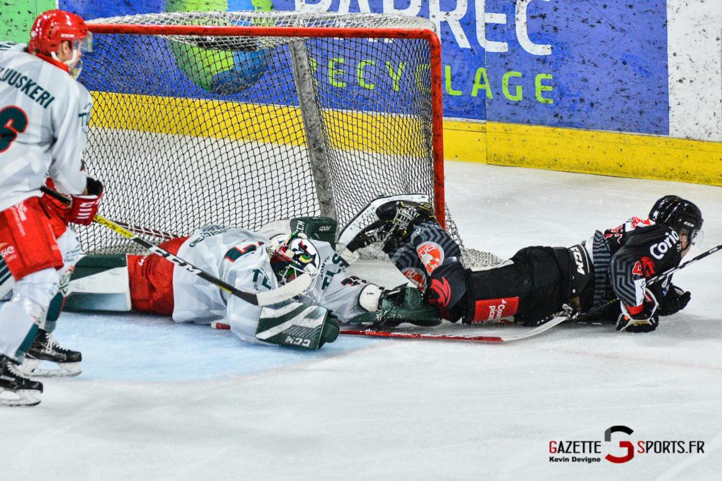 Hockey Sur Glace Amiens Vs Cergy J1 Kevin Devigne Gazettesports 61