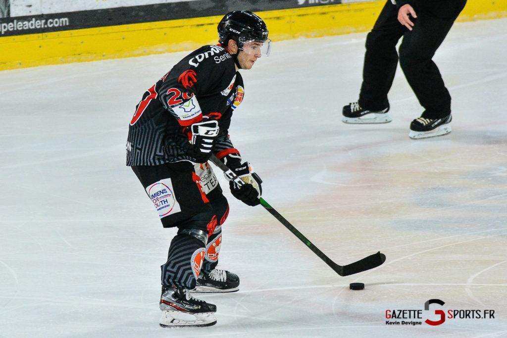 Hockey Sur Glace Amiens Vs Cergy J1 Kevin Devigne Gazettesports 62