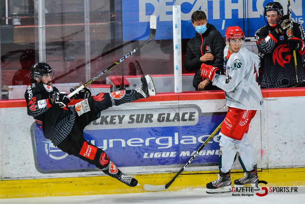 Hockey Sur Glace Amiens Vs Cergy J1 Kevin Devigne Gazettesports 63