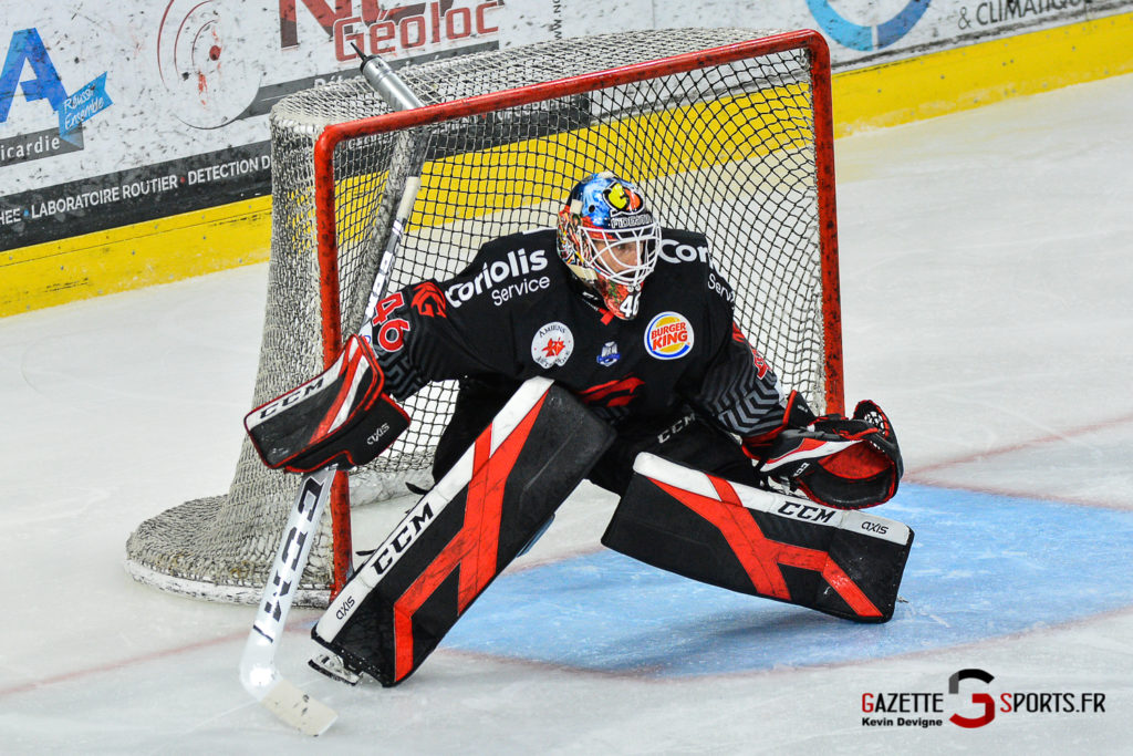 Hockey Sur Glace Amiens Vs Cergy J1 Kevin Devigne Gazettesports 64