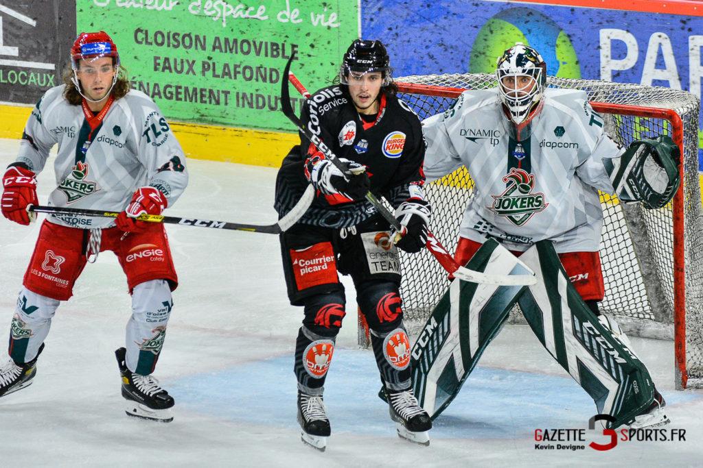 Hockey Sur Glace Amiens Vs Cergy J1 Kevin Devigne Gazettesports 65