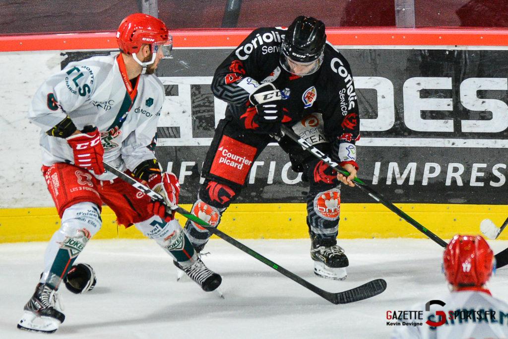 Hockey Sur Glace Amiens Vs Cergy J1 Kevin Devigne Gazettesports 66