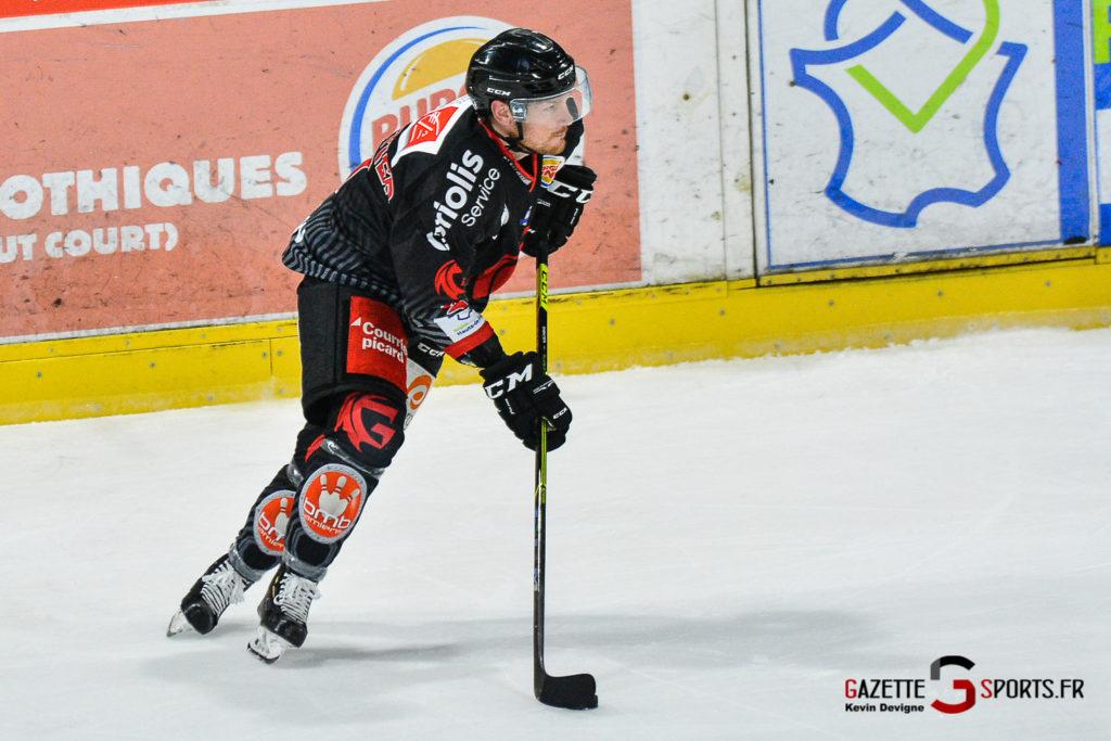Hockey Sur Glace Amiens Vs Cergy J1 Kevin Devigne Gazettesports 67