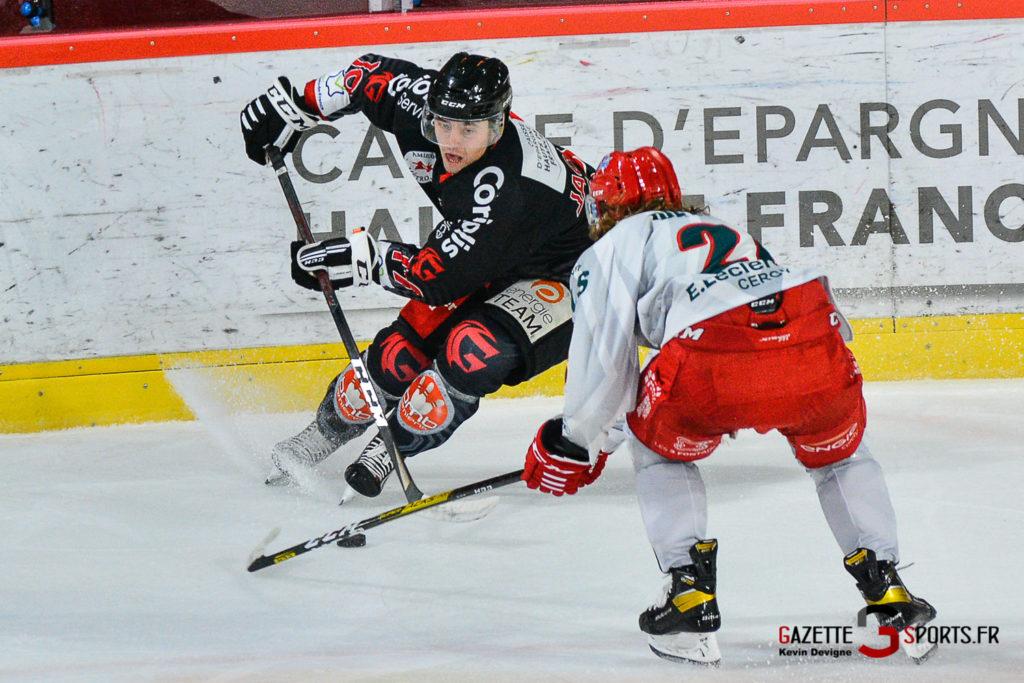 Hockey Sur Glace Amiens Vs Cergy J1 Kevin Devigne Gazettesports 68