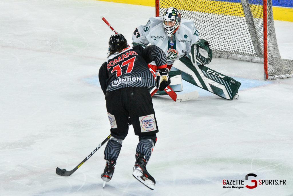Hockey Sur Glace Amiens Vs Cergy J1 Kevin Devigne Gazettesports 69