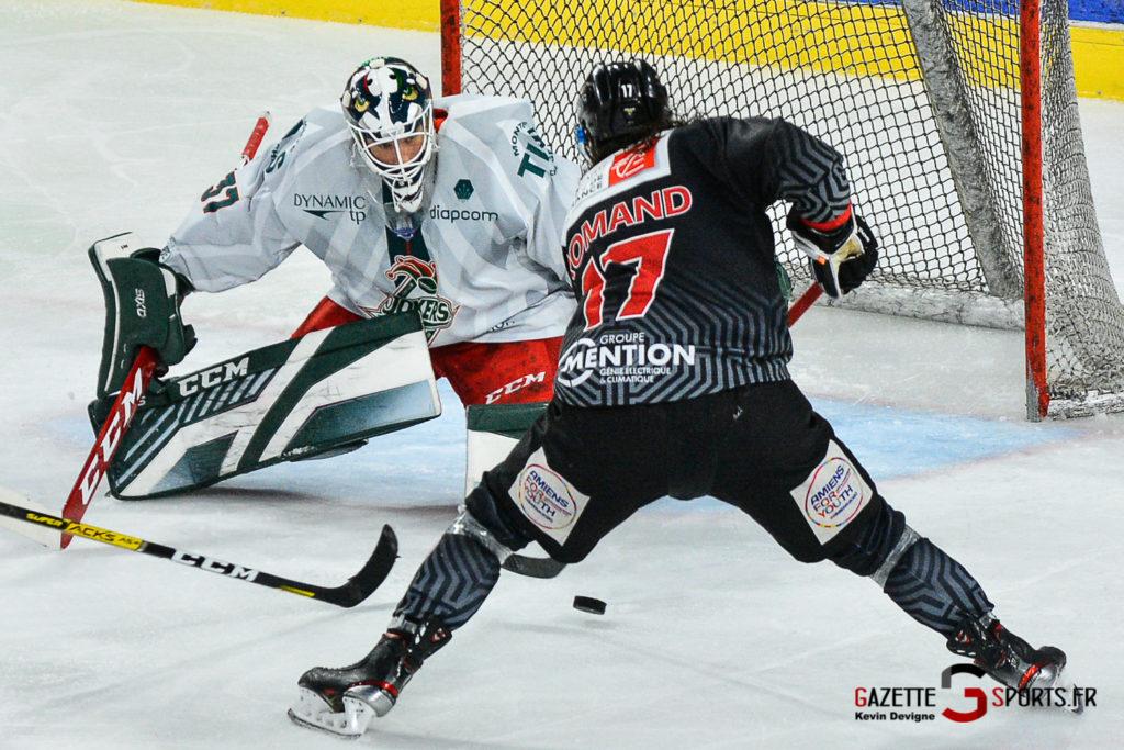 Hockey Sur Glace Amiens Vs Cergy J1 Kevin Devigne Gazettesports 70