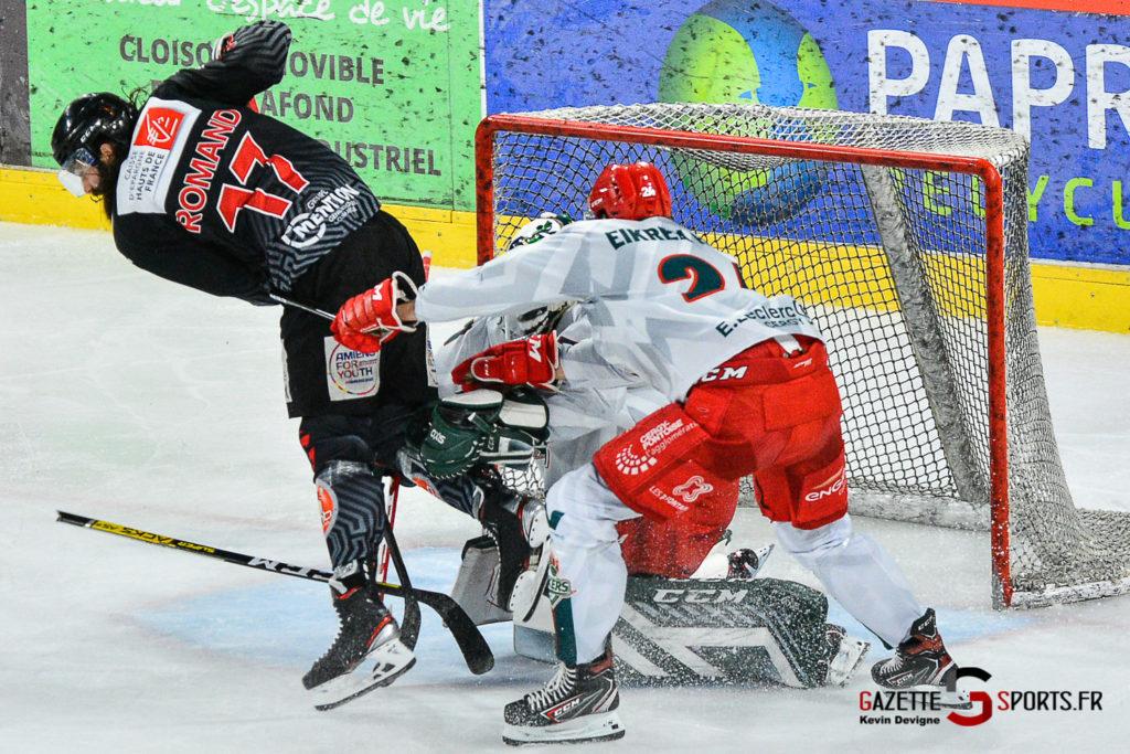 Hockey Sur Glace Amiens Vs Cergy J1 Kevin Devigne Gazettesports 71