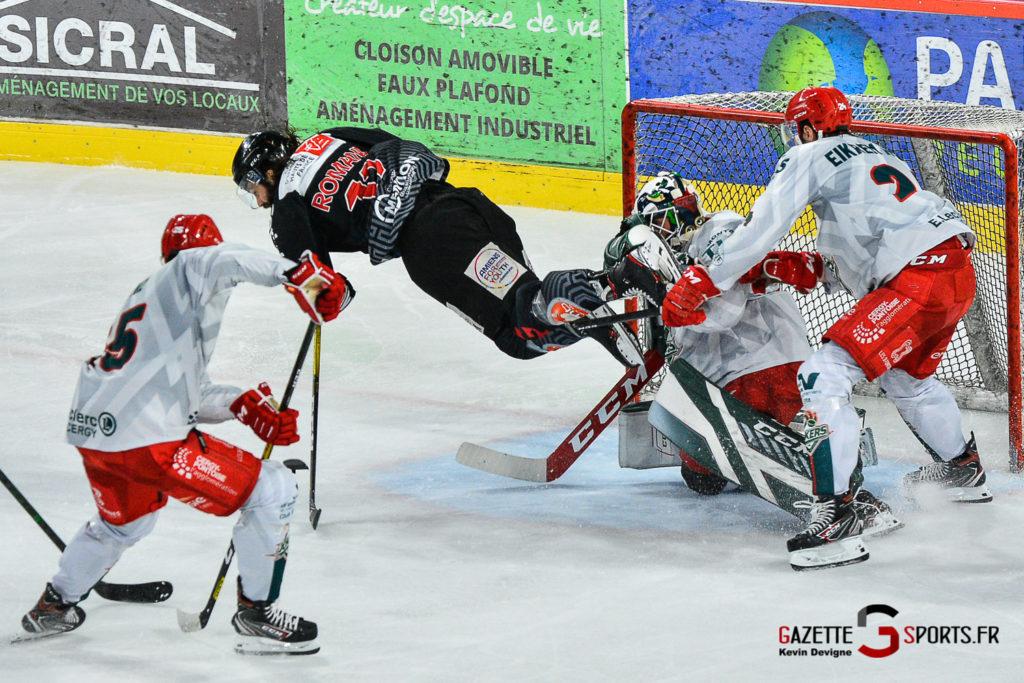 Hockey Sur Glace Amiens Vs Cergy J1 Kevin Devigne Gazettesports 72
