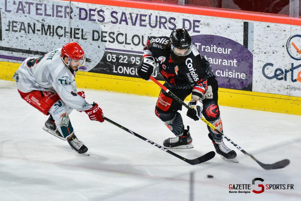 Hockey Sur Glace Amiens Vs Cergy J1 Kevin Devigne Gazettesports 73