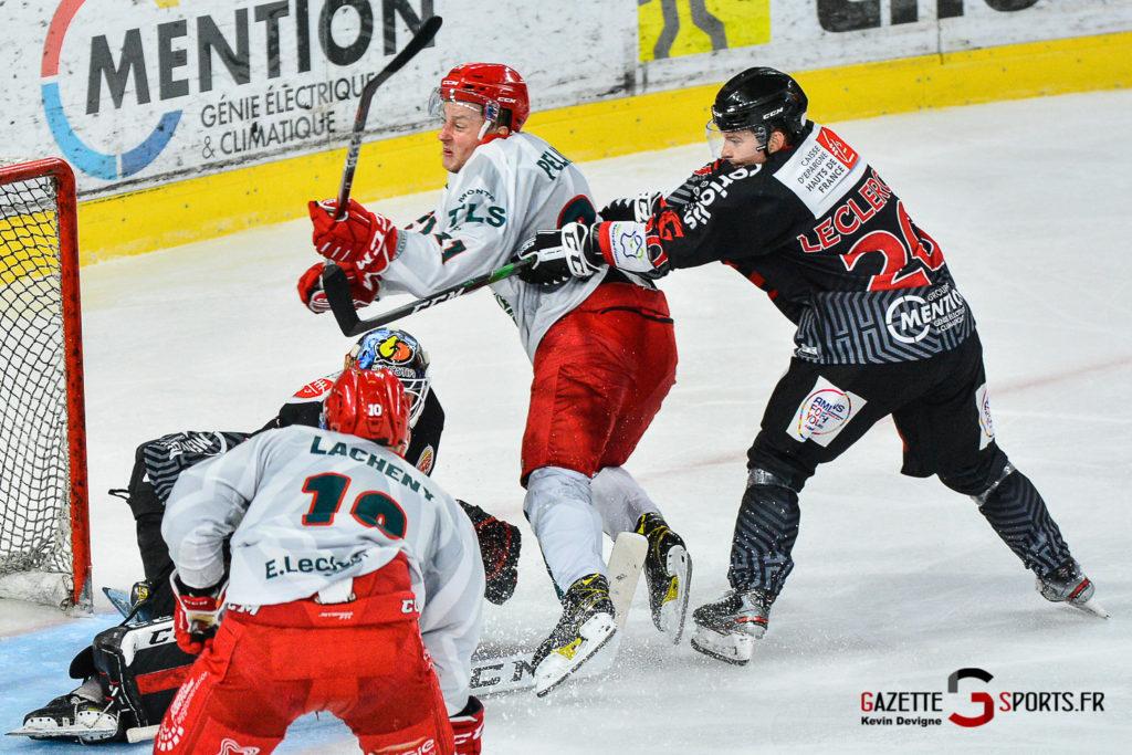 Hockey Sur Glace Amiens Vs Cergy J1 Kevin Devigne Gazettesports 74