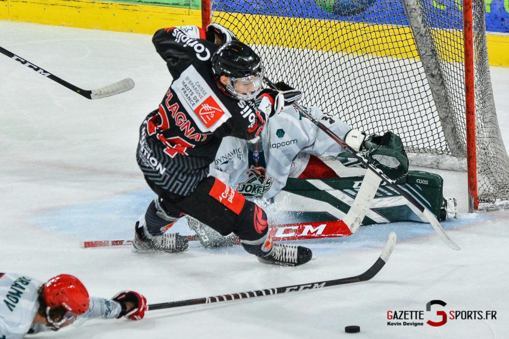 Hockey Sur Glace Amiens Vs Cergy J1 Kevin Devigne Gazettesports 77