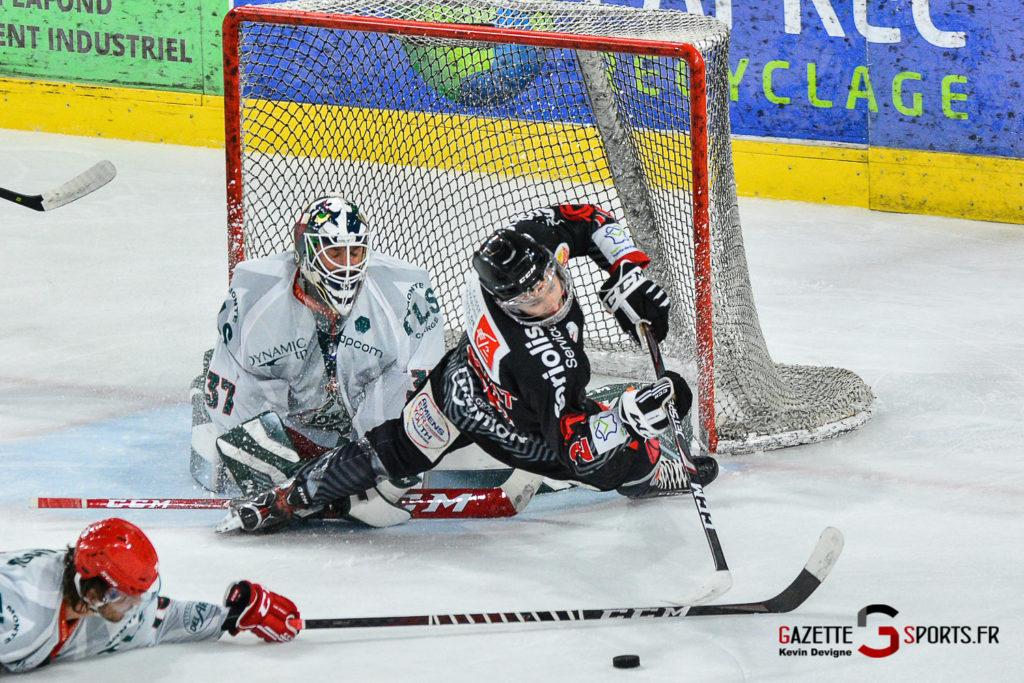 Hockey Sur Glace Amiens Vs Cergy J1 Kevin Devigne Gazettesports 78