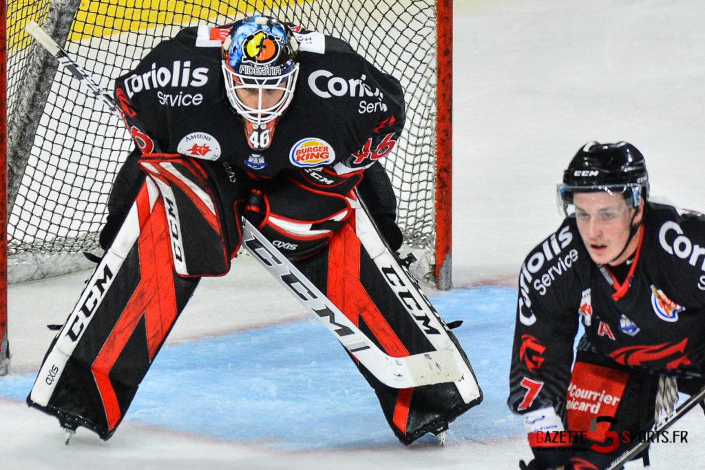 Hockey Sur Glace Amiens Vs Cergy J1 Kevin Devigne Gazettesports 79