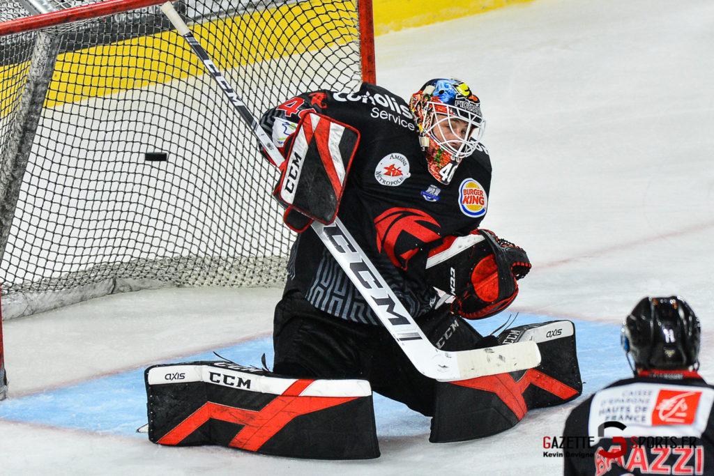 Hockey Sur Glace Amiens Vs Cergy J1 Kevin Devigne Gazettesports 80