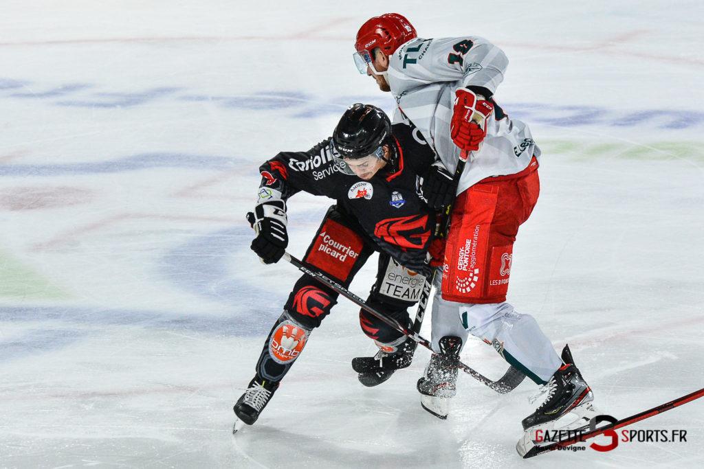 Hockey Sur Glace Amiens Vs Cergy J1 Kevin Devigne Gazettesports 81