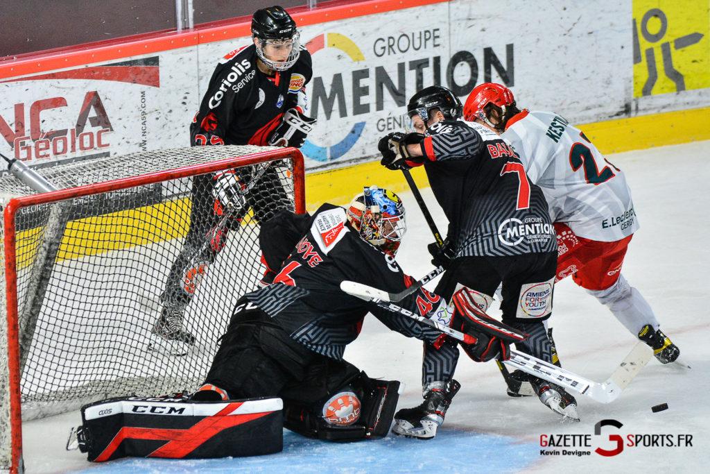 Hockey Sur Glace Amiens Vs Cergy J1 Kevin Devigne Gazettesports 82