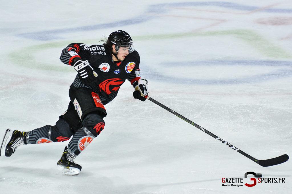 Hockey Sur Glace Amiens Vs Cergy J1 Kevin Devigne Gazettesports 83