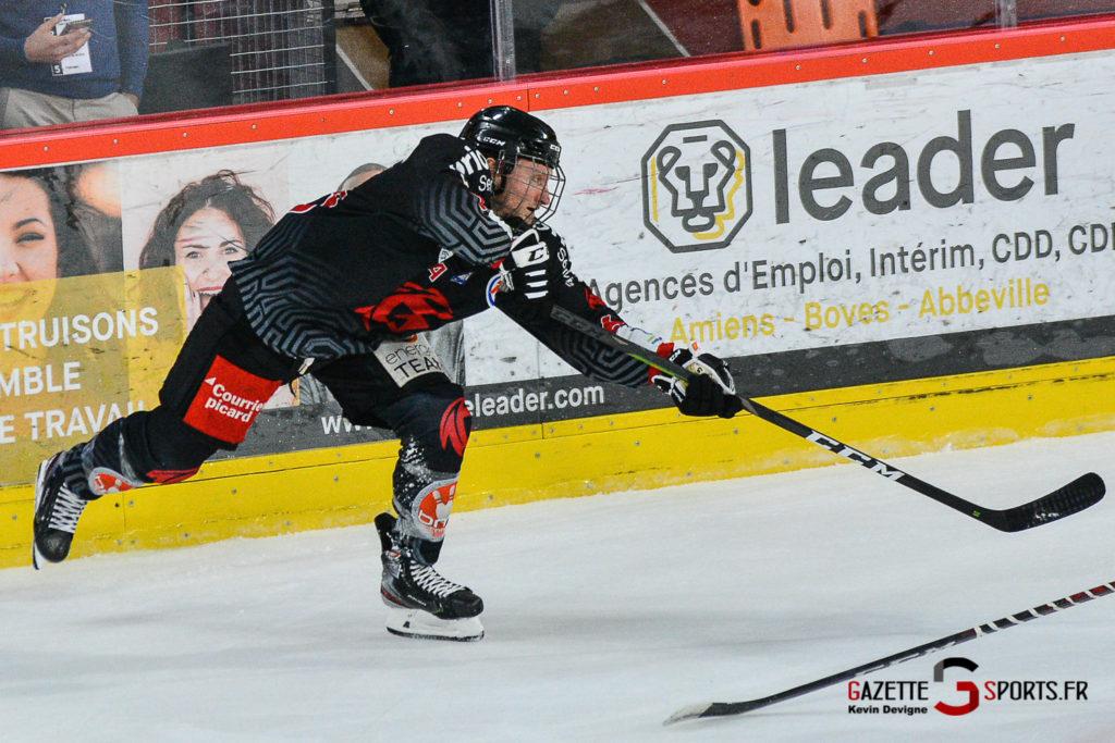 Hockey Sur Glace Amiens Vs Cergy J1 Kevin Devigne Gazettesports 84