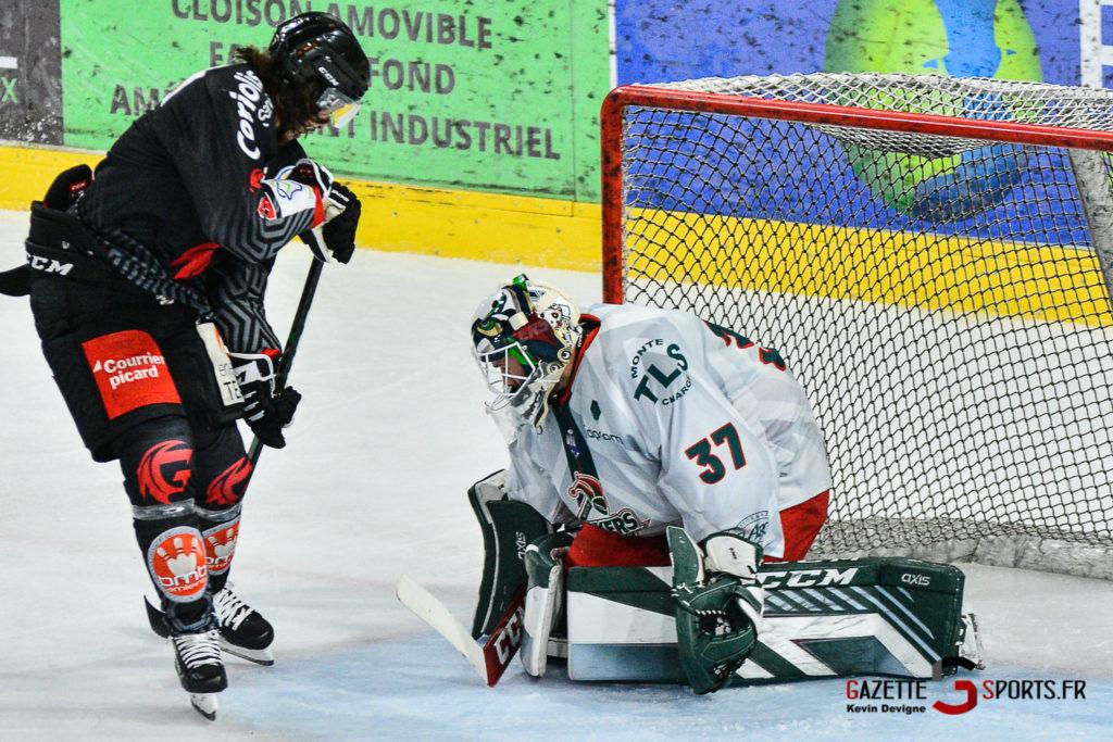 Hockey Sur Glace Amiens Vs Cergy J1 Kevin Devigne Gazettesports 85