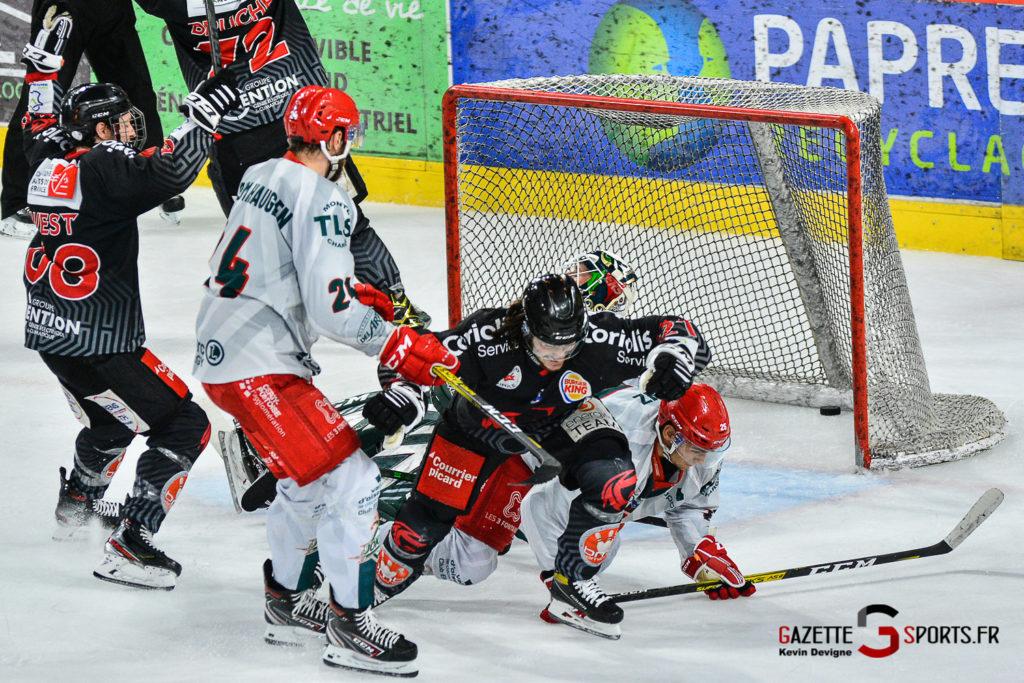 Hockey Sur Glace Amiens Vs Cergy J1 Kevin Devigne Gazettesports 86