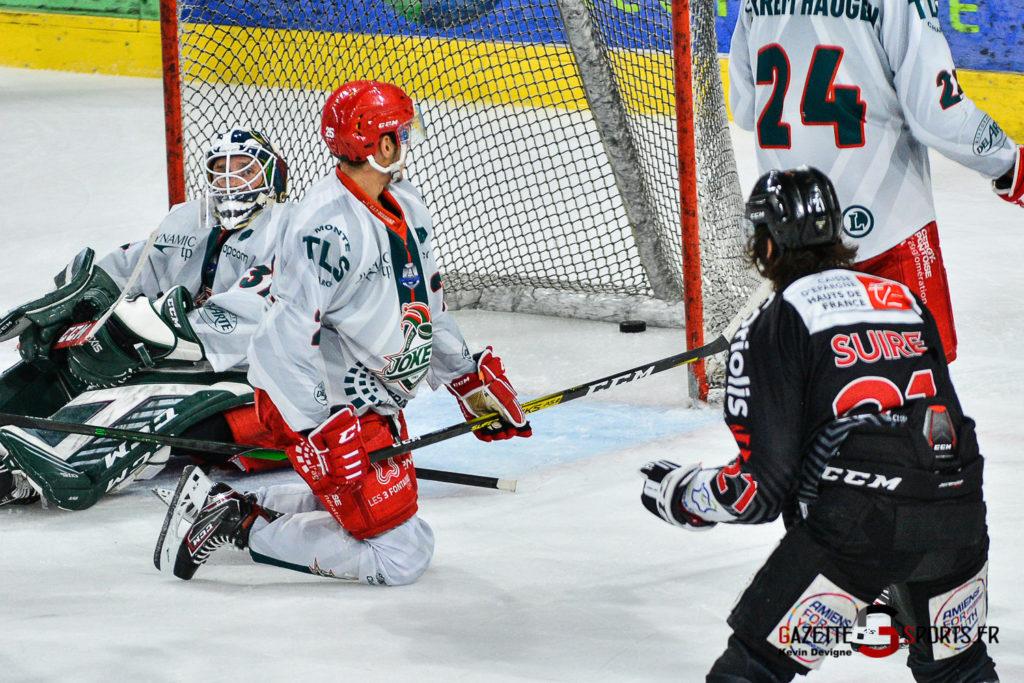 Hockey Sur Glace Amiens Vs Cergy J1 Kevin Devigne Gazettesports 87