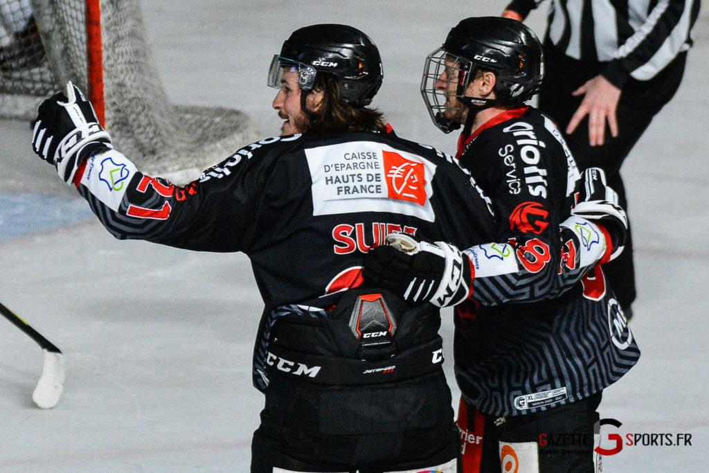 Hockey Sur Glace Amiens Vs Cergy J1 Kevin Devigne Gazettesports 89